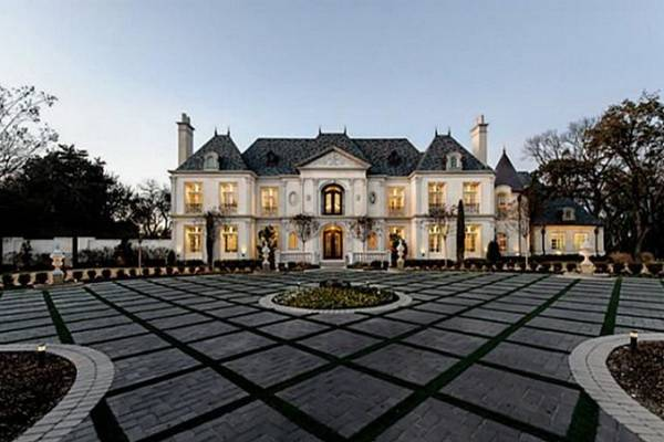 Luxury French Chateau Texas Topics