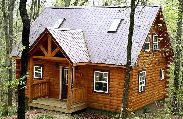 Luxury Hocking Hills Ohio Cabin Rental Lovers Loft