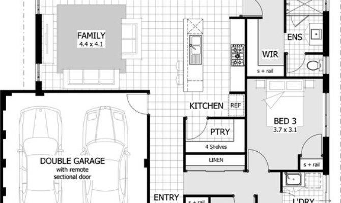 Luxury Holiday Small Villas Floor Plans
