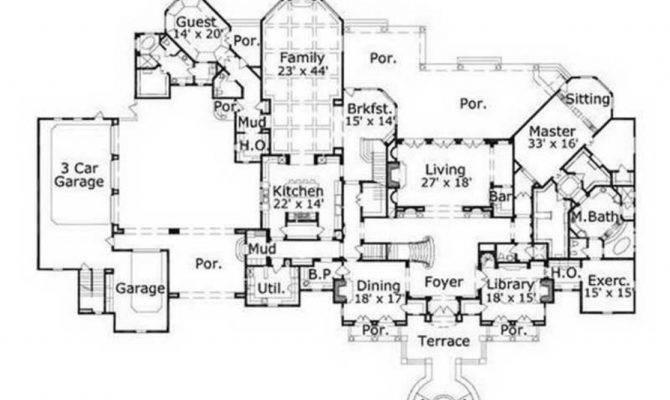 Luxury Home Designs Plans Good Unique Homes
