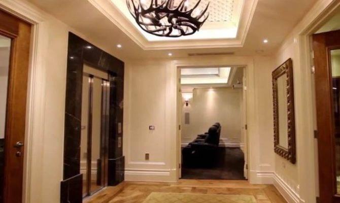 Luxury Home Elevator Adds Glamour Prestige Lift