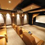 Luxury Home Media Room Design Ideas Incredible