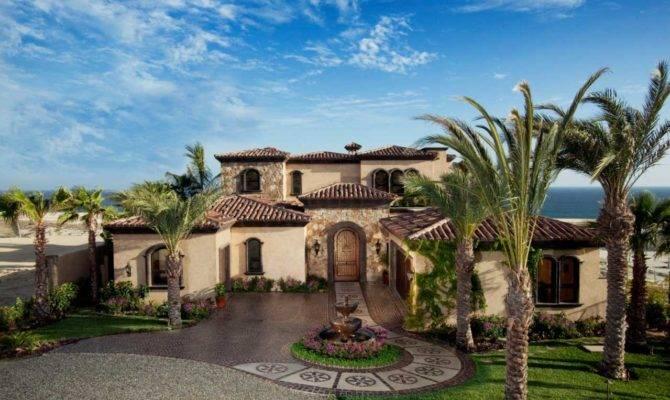 Luxury Homes Designs Dark Cream Color Ideas Red