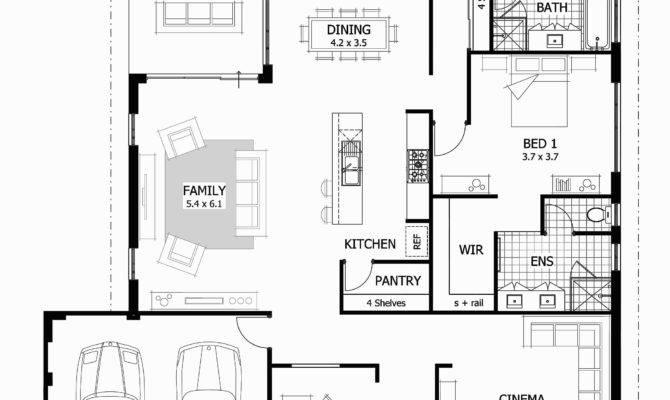 Luxury Homes Plans Best Cliff May Floor