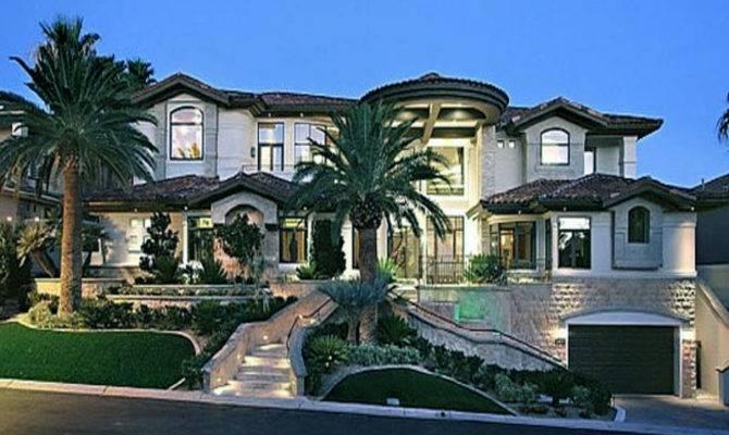 Luxury House Architecture Designs