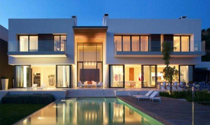 Luxury House Designs Floor Plans