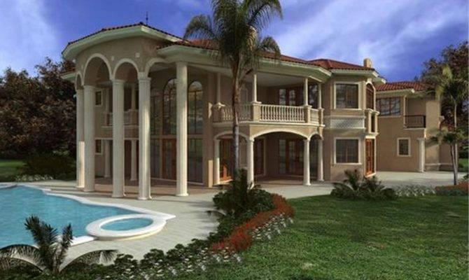 Luxury House Plans Sale Homes Floor