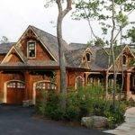 Luxury House Stunning Rustic Craftsman Home Plan