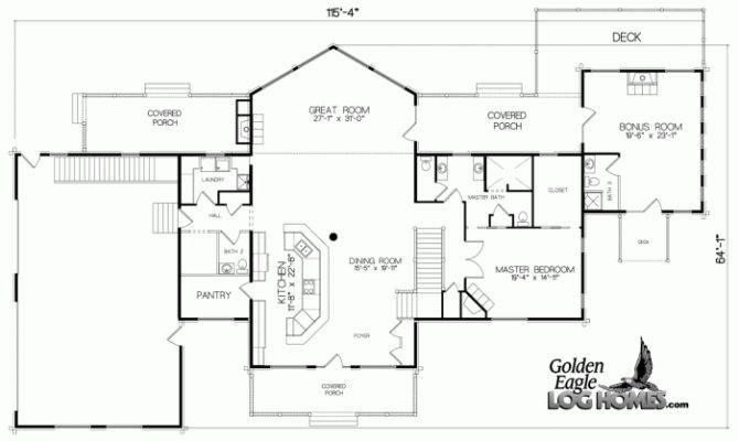 Luxury Lake Home Plans