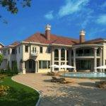 Luxury Mansion Designs Boyehomeplans