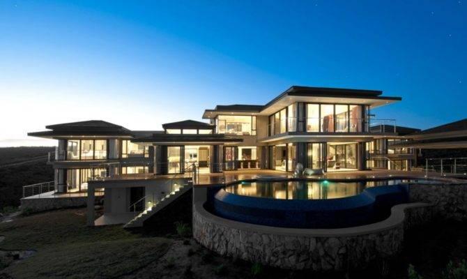 Luxury Mansions Villas Africa Homes Rich