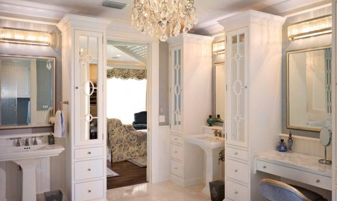Luxury Master Bath Milkey Tampa Florida Home