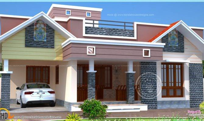 Luxury Single Slope Roof House Plans Byfield