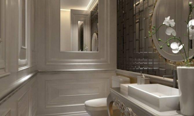 Luxury Small But Functional Bathroom Design Ideas