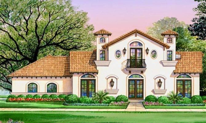 Luxury Spanish Villa Bedrooms