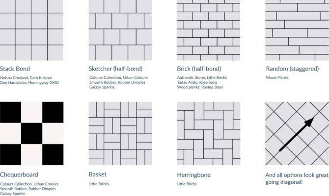 Luxury Tile Floor Patterns Layout Kezcreative