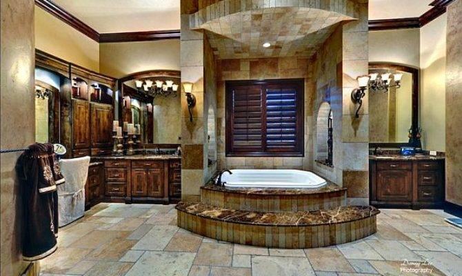 Luxury Tuscan Style Mansion Washington