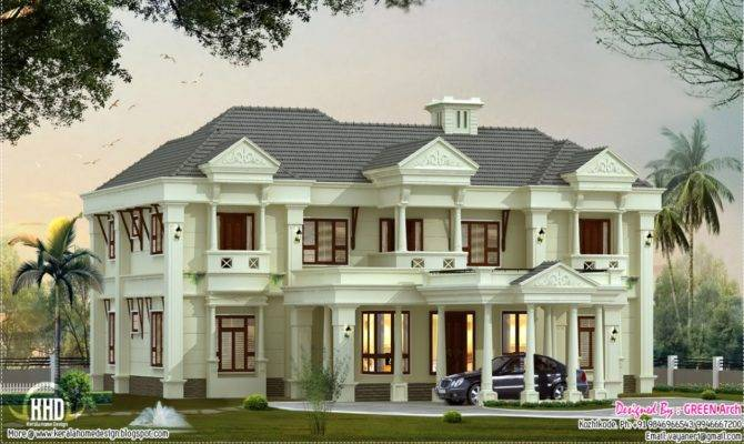 Luxury Villa Design Beach Homes Plans