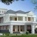 Luxury Villa Design Kerala Home Floor Plans