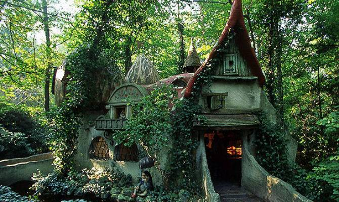 Magical Cottages Taken Straight Fairy Tale