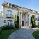 Magnificent Beverly Hills Residence Exuding Grandeur
