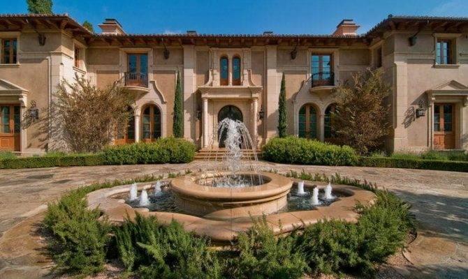Magnificent Mediterranean Manor Beverly Hills