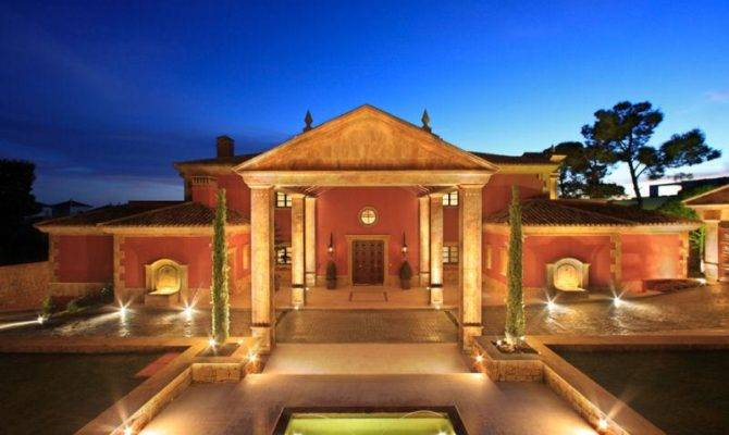 Magnificent New Roman Style Palatial Villa Spain