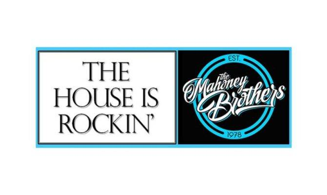 Mahoney Brothers House Rockin Luncheon Show June