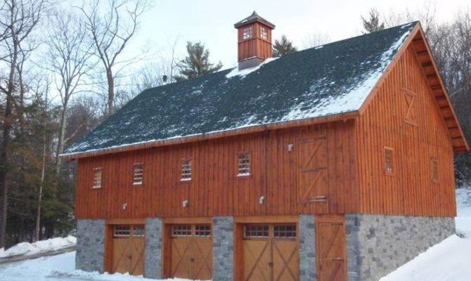 Maine Post Beam Kits Barns Digital