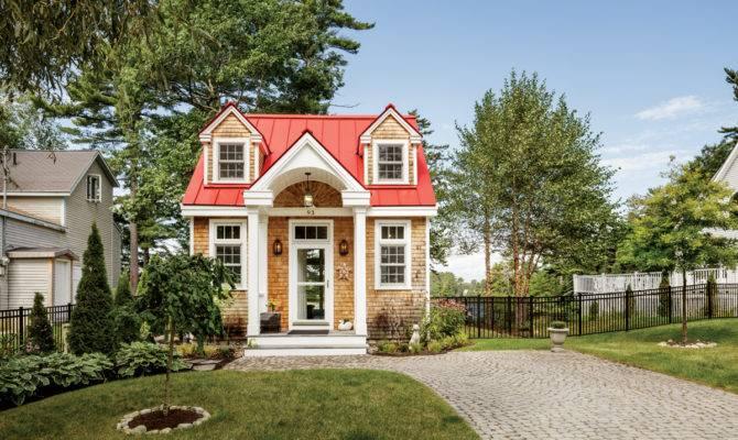 Maine Tiny Homes Mini Down East Magazine