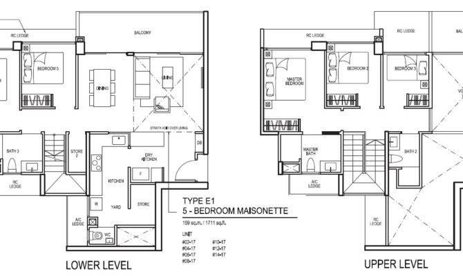 Maisonette House Plans Escortsea