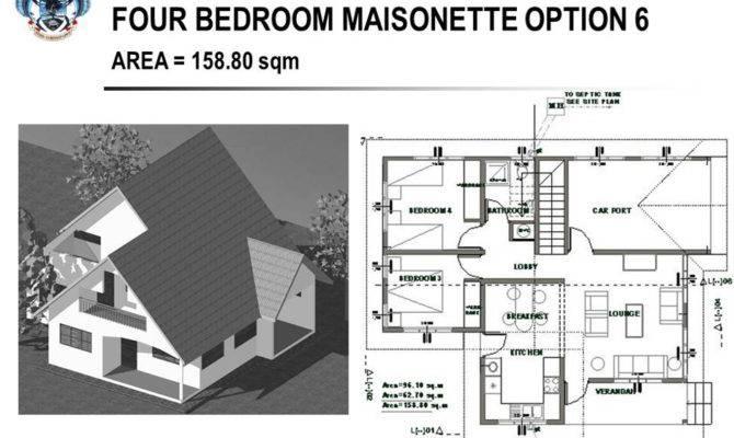 Maisonette Houses Plans House Design