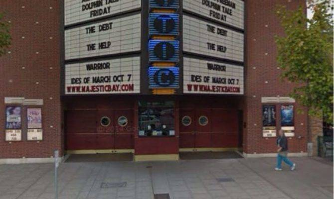 Majestic Bay Theatres Last June