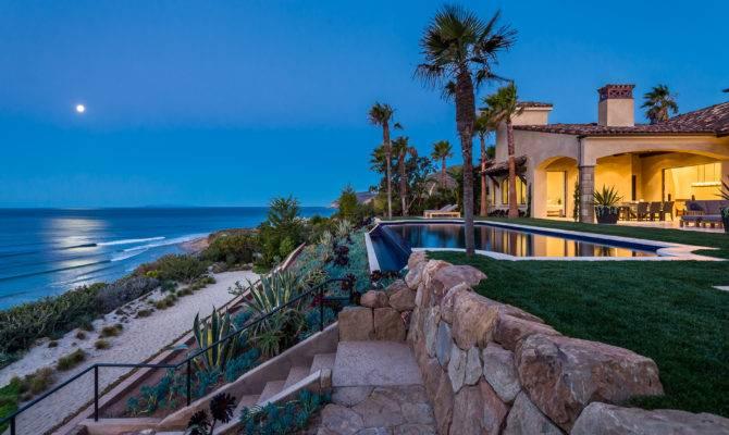 Malibu Style Estate Beach Newz