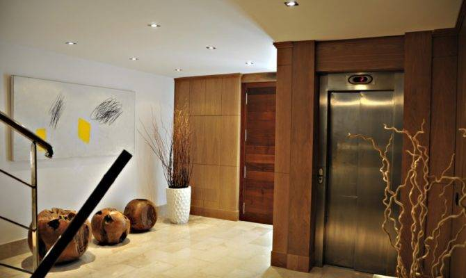 Mallorca Luxury Homes Lobby Elevator