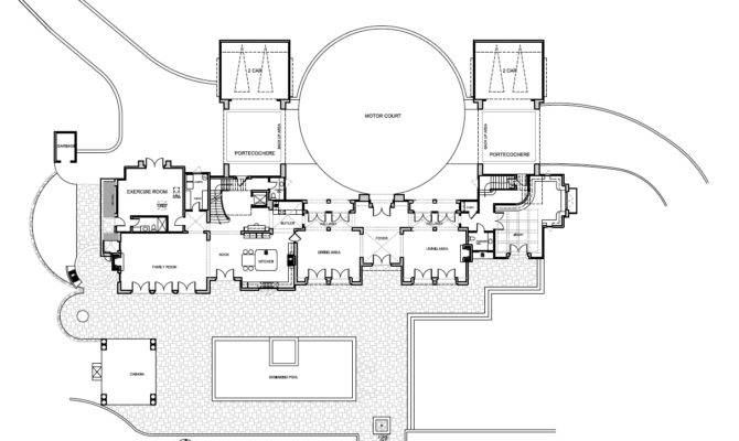 Mansion Floor Plans Plan Big