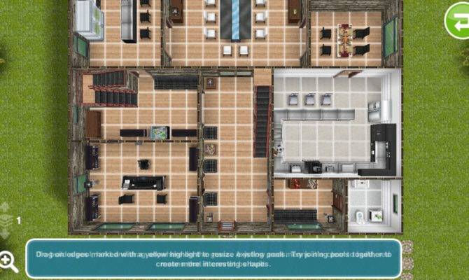 Mansion Floor Plans Sims Freeplay Here Layout