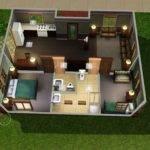 Mansion Floor Plans Sims