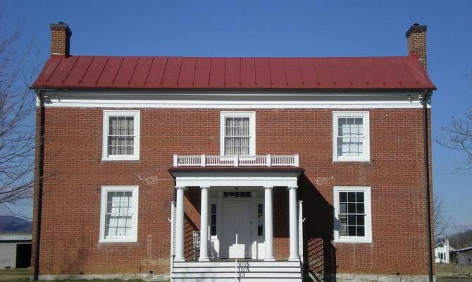 Mansion House Mcdowell Virginia Wikipedia