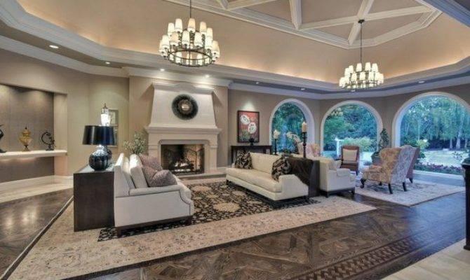 Mansion Living Room Design Ideas Styles Decoration Tips