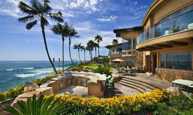 Mansions More Million Oceanfront Estate California