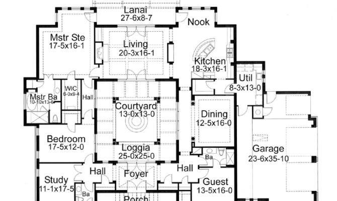 Marvelous Italian House Plans Style Floor