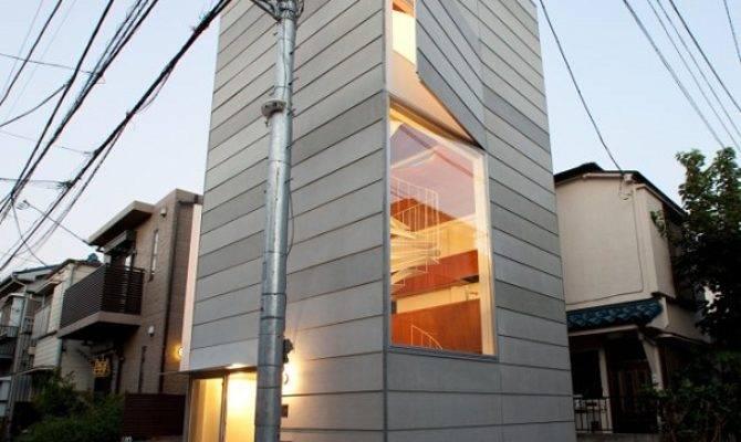 Marvelous Small House Movement Plans Japan