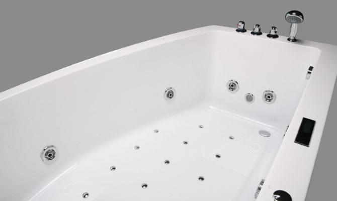 Massage Bathtub Indoor Hot Tub Extra Large Whirlpool Spa Bath