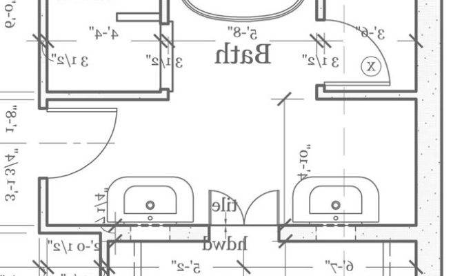 Master Bathroom Floor Plans Great Ideas Home
