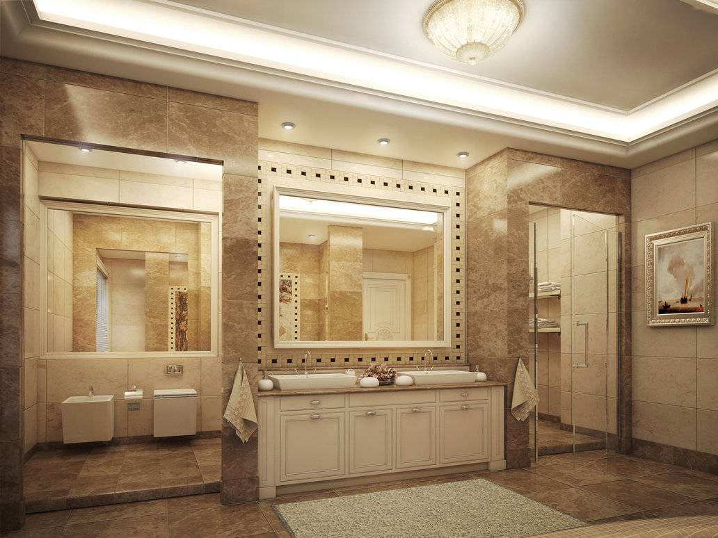 Master Bathroom Ideas Choosing Ceramic Amaza Design