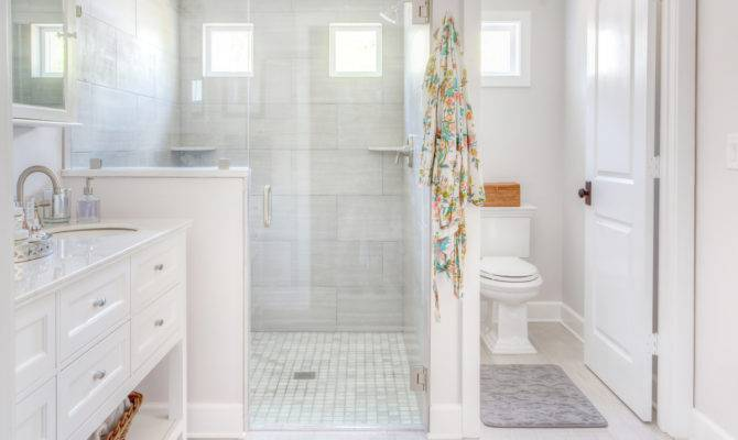 Master Bathroom Roseland Project Cute