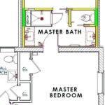 Master Bedroom Bath Addition Floor Plans Functionalities