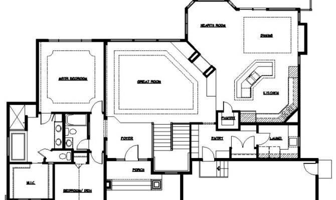 Master Bedroom Bath Floor Plans Suite