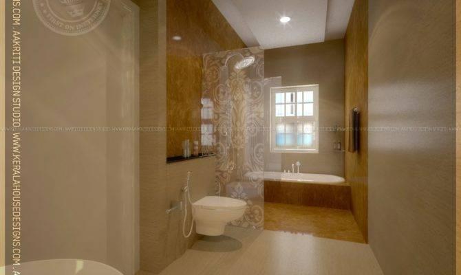 Master Bedroom Bathroom Interior Design Kerala Home